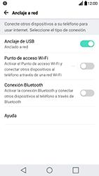 Comparte la conexión de datos con una PC - LG G5 - Passo 7