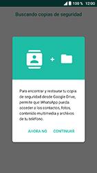 Configuración de Whatsapp - ZTE Blade A510 - Passo 12