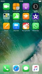 Configuración de Whatsapp - Apple iPhone 7 - Passo 3