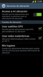 Uso de la navegación GPS - Samsung Galaxy S4  GT - I9500 - Passo 10
