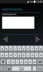Crea una cuenta - Samsung Galaxy Core Prime - G360 - Passo 17
