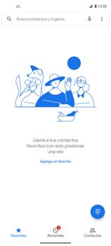 Cómo bloquear llamadas - Motorola Moto G9 Plus - Passo 3