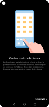 Modo profesional - Huawei Nova 5T - Passo 3