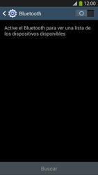 Conecta con otro dispositivo Bluetooth - Samsung Galaxy S4  GT - I9500 - Passo 5