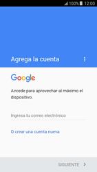 Crea una cuenta - Samsung Galaxy J5 - J500F - Passo 3