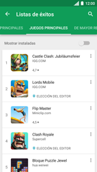 Instala las aplicaciones - Motorola Moto C - Passo 8