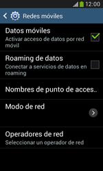 Configura el Internet - Samsung Galaxy Trend Plus S7580 - Passo 6