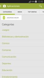 Instala las aplicaciones - Samsung Galaxy Alpha - G850 - Passo 6