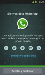 Configuración de Whatsapp - Samsung Galaxy Trend Plus S7580 - Passo 4
