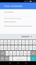 Crea una cuenta - Huawei P9 - Passo 11