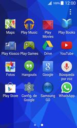 Configuración de Whatsapp - Samsung Galaxy Core Prime - G360 - Passo 3