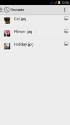 Envía fotos, videos y audio por mensaje de texto - Acer Liquid Z410 - Passo 13