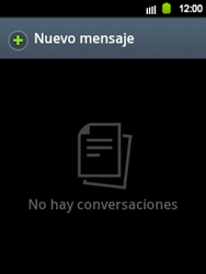 Envía fotos, videos y audio por mensaje de texto - Samsung Galaxy Y  GT - S5360 - Passo 2
