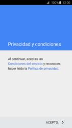 Crea una cuenta - Samsung Galaxy S6 Edge - G925 - Passo 9