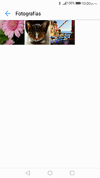 Transferir fotos vía Bluetooth - Huawei P10 - Passo 11