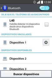 Conecta con otro dispositivo Bluetooth - LG L40 - Passo 8