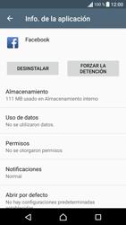 Limpieza de aplicación - Sony Xperia E5 - Passo 5