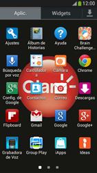 Configura el WiFi - Samsung Galaxy S4 Mini - Passo 3