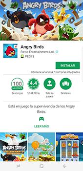Instala las aplicaciones - Samsung Galaxy S8+ - Passo 17