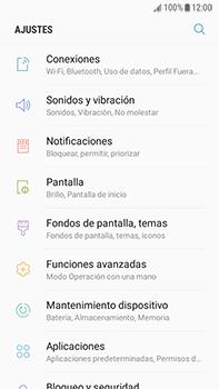 Configura el hotspot móvil - Samsung Galaxy J7 Prime - Passo 4