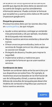 Crea una cuenta - Samsung Galaxy Note 8 - Passo 14