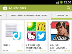 Instala las aplicaciones - Samsung Galaxy Y Pro GT - B5510 - Passo 12