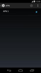 Configura el Internet - Motorola Moto G - Passo 8