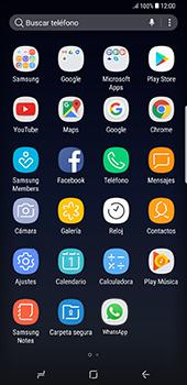 Configuración de Whatsapp - Samsung Galaxy S8+ - Passo 3