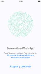 Configuración de Whatsapp - Apple iPhone 7 - Passo 6
