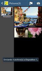 Transferir fotos vía Bluetooth - Samsung Galaxy Trend Plus S7580 - Passo 13