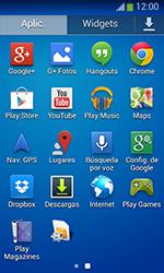 Uso de la navegación GPS - Samsung Galaxy Trend Plus S7580 - Passo 3