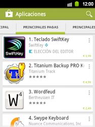 Instala las aplicaciones - Samsung Galaxy Y  GT - S5360 - Passo 6