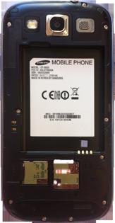 Samsung Galaxy S 3  GT - I9300