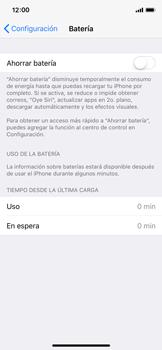 Modo de ahorro de batería - Apple iPhone X - Passo 3