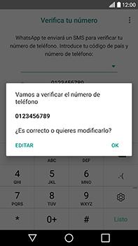 Configuración de Whatsapp - LG V20 - Passo 9
