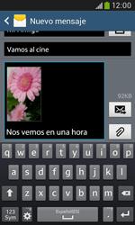 Envía fotos, videos y audio por mensaje de texto - Samsung Galaxy Trend Plus S7580 - Passo 19