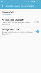 Comparte la conexión de datos con una PC - Samsung Galaxy S7 - G930 - Passo 7