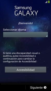 Activa el equipo - Samsung Galaxy Note Neo III - N7505 - Passo 5