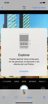 Opciones de la cámara - Apple iPhone 11 - Passo 11