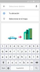 Uso de la navegación GPS - Samsung Galaxy S7 - G930 - Passo 13