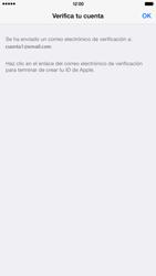 Crea una cuenta - Apple iPhone 6 Plus - Passo 23