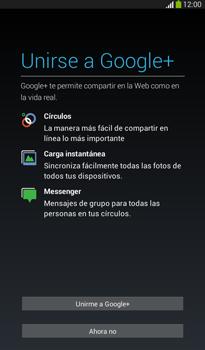 Crea una cuenta - Samsung Galaxy Tab 3 7.0 - Passo 15
