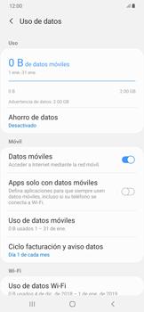 Desactiva tu conexión de datos - Samsung Galaxy A50 - Passo 5