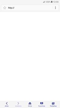 Configura el Internet - Samsung Galaxy A7 2017 - A720 - Passo 23