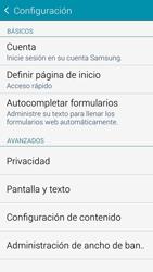Configura el Internet - Samsung Galaxy Alpha - G850 - Passo 21