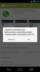 Instala las aplicaciones - Motorola RAZR HD  XT925 - Passo 18