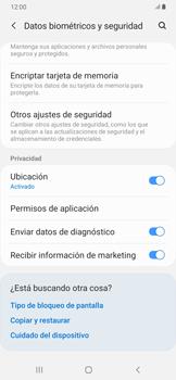 Cómo habilitar el GPS en tu teléfono - Samsung Galaxy A30 - Passo 5