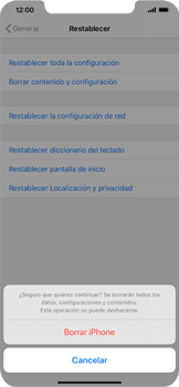 Desactivar la función antirrobo - Apple iPhone 11 - Passo 11