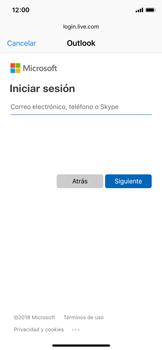 Configura tu correo electrónico - Apple iPhone XS - Passo 7