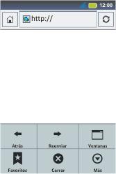 Configura el Internet - Motorola MotoSmart Me  XT303 - Passo 21